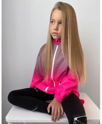 Ветровка на девочку